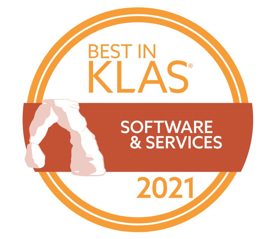 KLAS Best 2021